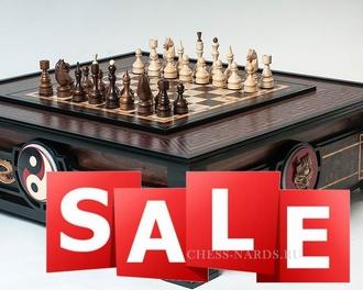 Шахматный стол   «Династия» эксклюзивный